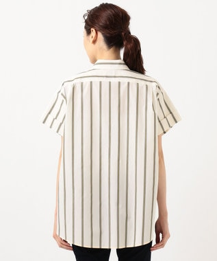 Paul Smith 【洗える】ストライプ シャツ ホワイト系2