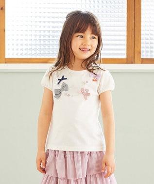 ネックレス風モチーフTシャツ