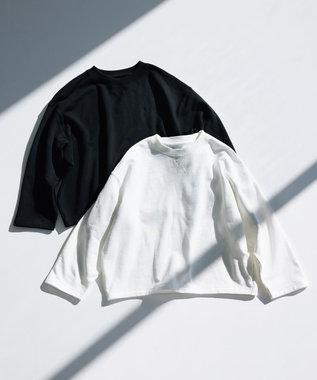 23区 【中村アンさんコラボ】リラックスオーバーサイズ スウェット(番号2F65) ホワイト系