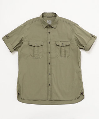 【キングサイズ】OGハイパワーストレッチ 半袖シャツ