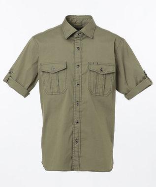 OGハイパワーストレッチ 半袖シャツ