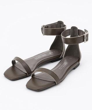 【マガジン掲載】 Ankle Belt  サンダル(番号CH57)
