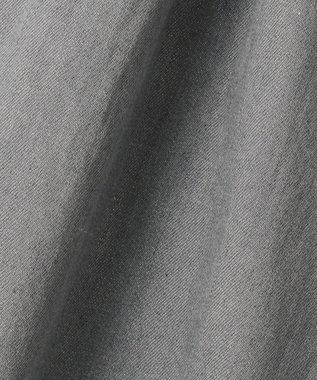 J.PRESS YORK STREET 【UNISEX】9OZ デニム ラップパンツ ライトグレー系