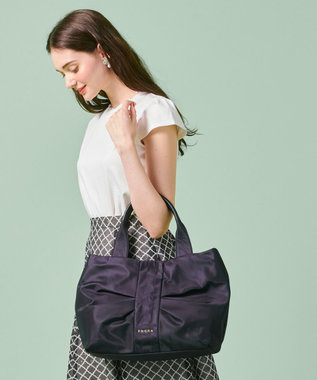 TOCCA 【再入荷決定!】RIBBON KNOT TOTE トートバッグ ブラック系