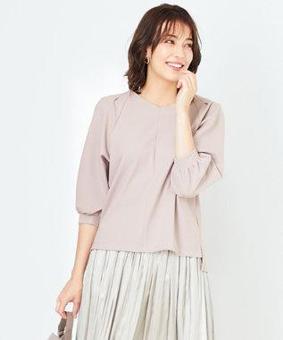 any SiS 【洗える】リップル カットソー