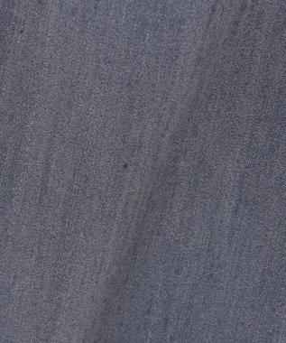 23区GOLF 【MEN】【TATRAS/H.I.P by SOLIDO】コットンナイロンシャンブレーパンツ ネイビー系