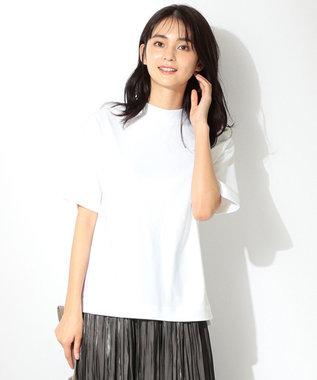any FAM プレミアムベーシックモックネック Tシャツ