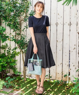 【洗える!】CARINA SKIRT スカート