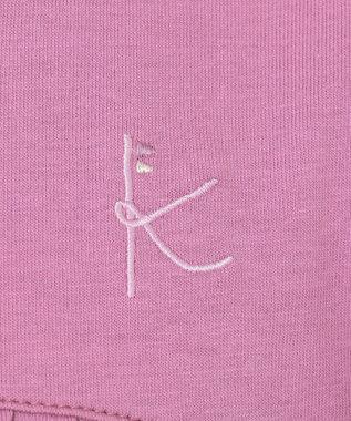 組曲 KIDS 【110-140cm】5DAYS カラーTシャツ パープル系
