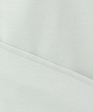 J.PRESS LADIES L レヤードTEE カットソー ライトグリーン系
