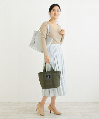 ROOTOTE 6758【洗濯可能:簡易保冷バッグ】/ RT.サーモキーパーランチ.ベーシック-A 02:オリーブ