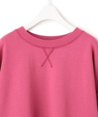 23区 【中村アンさんコラボ】リラックスオーバーサイズ スウェット(番号2F65) ピンク系