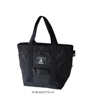 ROOTOTE 6758【洗濯可能:簡易保冷バッグ】/ RT.サーモキーパーランチ.ベーシック-A 01:ブラック