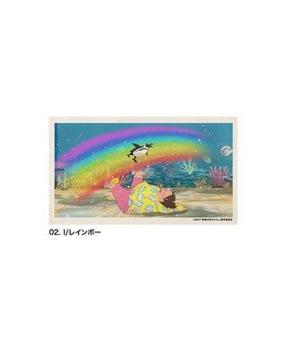 ROOTOTE 6366【受注生産 / 期間限定商品】OE.TALL.肉子ちゃん-B 映画『漁港の肉子ちゃん』 × ROOTOTE コラボトートバッグ 02:I/レインボー