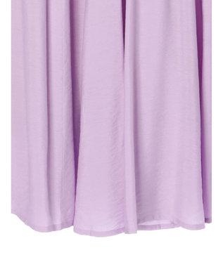 Green Parks ・novem9 10マイハギスカート Lavender