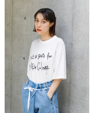 koe プリントTシャツ B