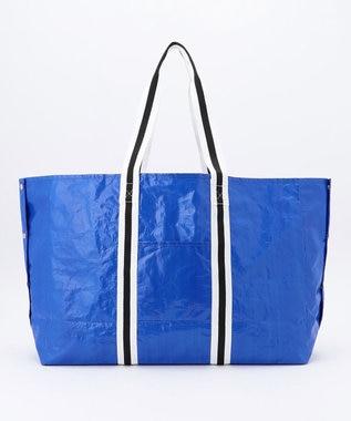 自由区 【UNFILO】レジャーシートバッグ Mサイズ ブルー系1