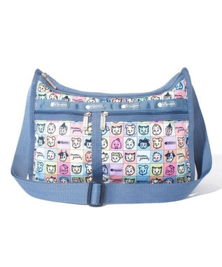 LeSportsac DELUXE EVERYDAY BAG/オサムチェッカードフラッグ オサムチェッカードフラッグ