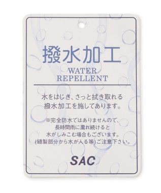 SAC 撥水ナイロン素材ミニショルダーバッグ  Happy&Sac ピンク
