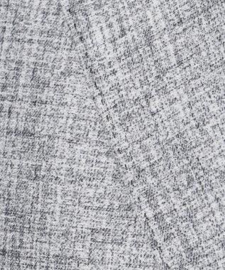 JOSEPH ABBOUD 【キングサイズ】クールジャージ ジャケット ライトグレー系