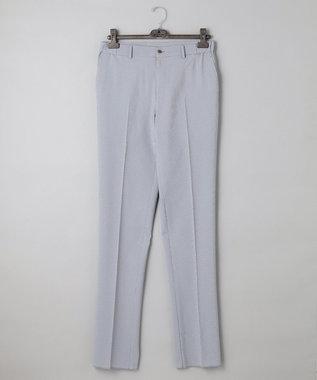 GOTAIRIKU 【オンワードクローゼット限定】ウールライクセットアップ パンツ ホワイト系8
