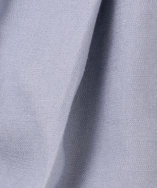 Paul Smith 【洗える】シンセティック ストレッチライク リネン パンツ サックスブルー系