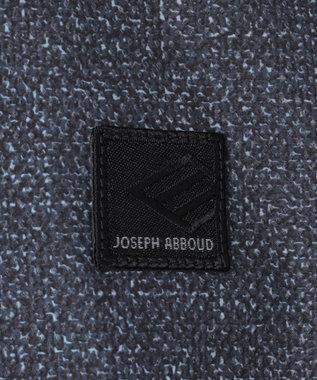 JOSEPH ABBOUD 【WEB限定】エンボステクスチャープリント ブルゾン ネイビー系