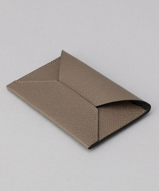GOTAIRIKU 【HIROAN】封筒型名刺入れ ベージュ系