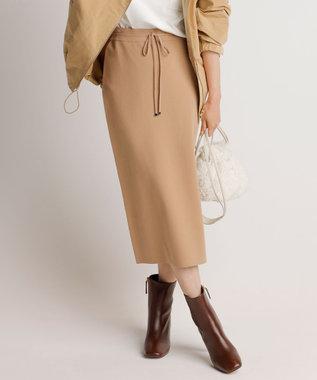 23区 【先行予約】ヴィスコースストレッチ タイト スカート