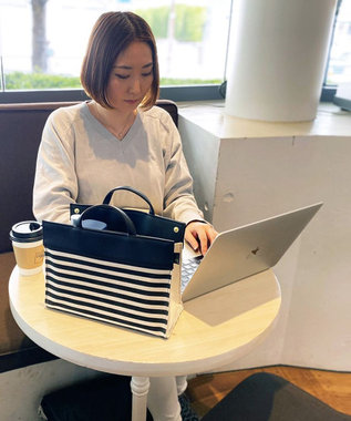 ROOTOTE 6790【リモート用トート・バッグインバッグ】/ LT.RC.Remo-teリモッテ-A