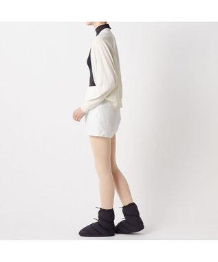 DANSKIN 【撥水】ピルエットウォーミングブーツ★ ブラック