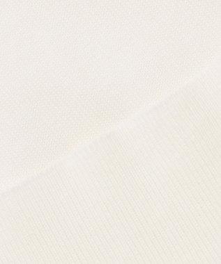 23区 L 【マガジン掲載】SEAICEノースリーブニット(番号2C35) ホワイト系