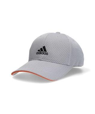 Hat Homes 【adidas/アディダス】メッシュ キャップ TK-04 グレー