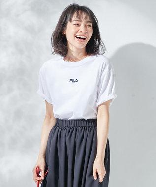 【FILA別注】ロゴ カットソー