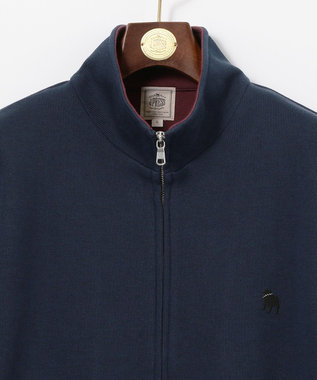 J.PRESS MEN 【大人気】バックブル Wフェイストラックジャケット ネイビー系
