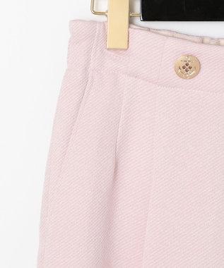 GRACE CONTINENTAL トリアセカルゼワイドパンツ ピンク