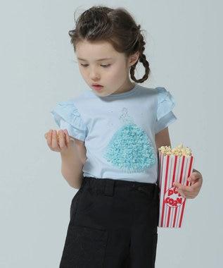 【110-140cm】プリンセスTシャツ
