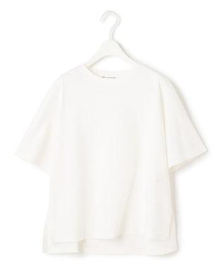 23区 【ONWARD MAG】半袖  IT Tシャツ ホワイト系