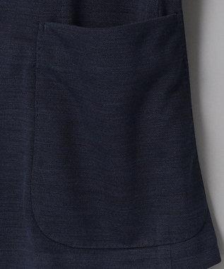 GOTAIRIKU 【AIRYMOVE】46G ウォッシャブルジャージー セットアップジャケット ネイビー系8