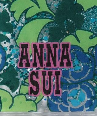 ANNA SUI AS iPhoneケース(iPhone6/6s/7/8/SE(第二世代)対応) グリーン