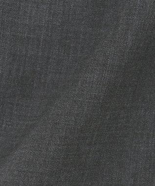 GOTAIRIKU 【AIRY MOVE】 ウォッシャブルトロピカルウール スラックス(1タック) ライトグレー系