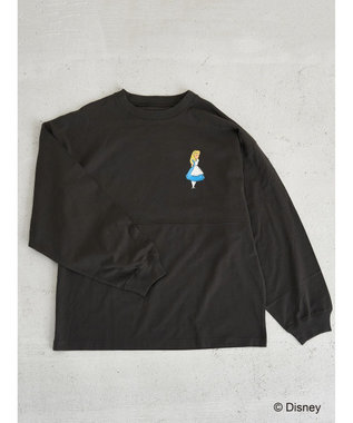 koe alice long sleeve tshirts Charcoal Gray