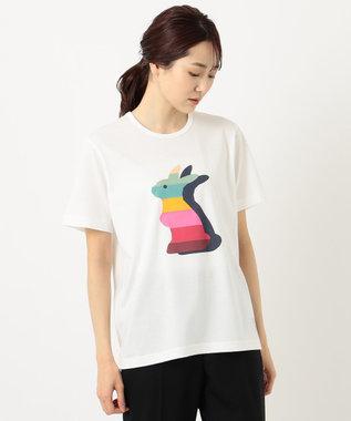 Paul Smith 【LOUNGEWEAR】アートTシャツ ホワイト系4