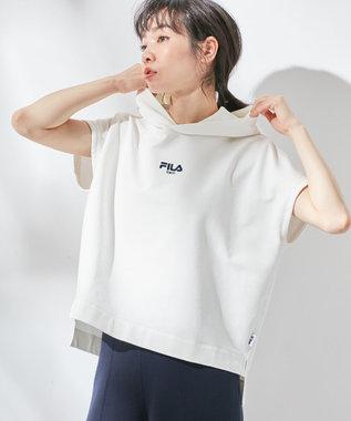 【FILA別注】ロゴ パーカ