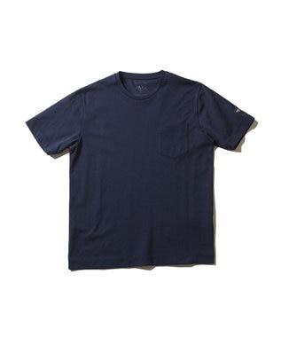 【JOSEPH ABBOUD MOUNTAIN】JC天竺Xドットエアー Tシャツ