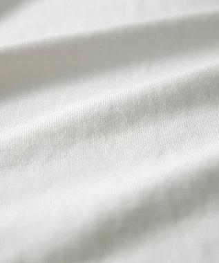 23区 S 【マガジン掲載】SEAICE オーバーサイズ ニットTEE(番号2H48) ホワイト系