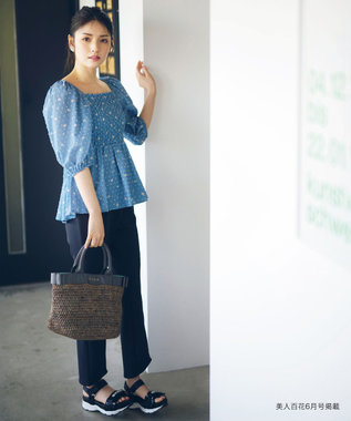 【LOUNGE WEAR】DaisyPrint Onemile setup セットアップ