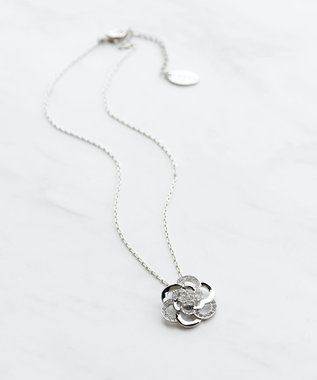 GLITTER ROSE NECKLACE ネックレス