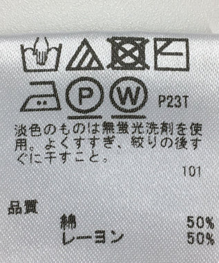ONWARD Reuse Park 【any SiS】ニット春夏 ブルー