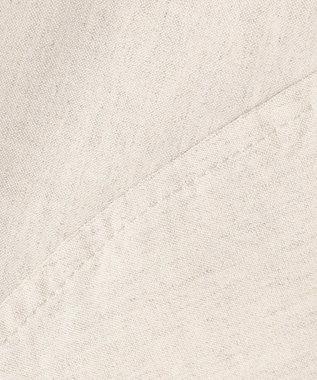 23区 S 【洗える】リネンヴィスコース ストレッチ ジャケット ベージュ系